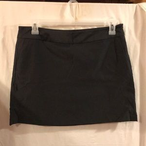 Nike golf dry fit skirt
